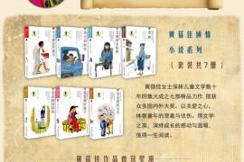黄蓓佳倾情系列代表作(套装共7册)